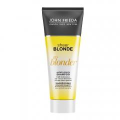 John Frieda Sheer Blonde go blonder Shampoo 50 ml