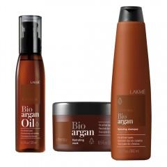 Lakme K.Therapy Bio-argan 3er Set