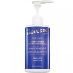evo Fabuloso Pro Blue Colour Intensifying Conditioner blau 500 ml