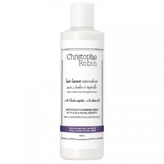 Christophe Robin Antioxidant Cleansing Milk with 4 Oils and Blueberry 250 ml