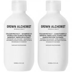 Grown Alchemist Colour Protect HaircareTwin set 03