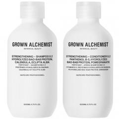 Grown Alchemist Strenghtening HaircareTwin set 02