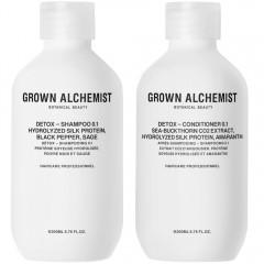 Grown Alchemist Detox HaircareTwin set 01