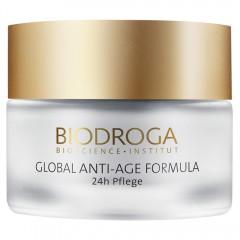 Biodroga Global Anti-Age Formula 24-h Pflege 50 ml