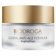 Biodroga Global Anti-Age Formula Augenpflege 15 ml