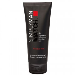 Simply Man After Shave Gel 75 ml