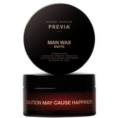 Previa Man Wax Matte 100 ml