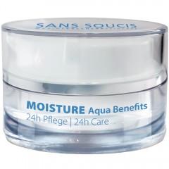 Sans Soucis Moisture AquaBenefits 24-h Pflege 15 ml