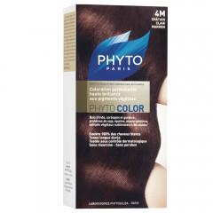 Phyto Phytocolor 4 M helles Kastanienbraun Kit