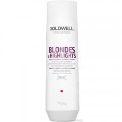 Goldwell Dualsenses Blondes & Highlights Anti-Yellow Shampoo 250 ml