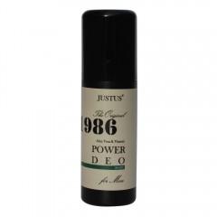 JUSTUS 1986 Power Deo 100 ml