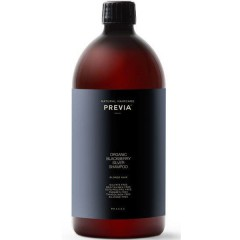 Previa Anti Yellow Blackberry Silver Shampoo 1000 ml