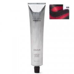Previa Colour K6 Kontrast Rot Rubin 100 ml