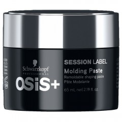 Schwarzkopf Osis+ Session Label Molding Paste 65 ml