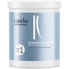 Londa Blondes Unlimited Creative Powder 400 g
