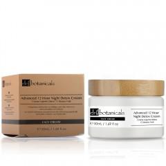 Dr. Botanicals Advanced 12-Hour Night Detox Cream 50 ml