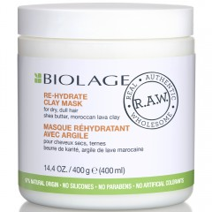 Biolage R.A.W Rehyd Mask 400 ml