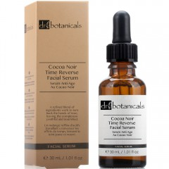 Dr. Botanicals Coco Noir Time Reverse Facial Serum 30 ml
