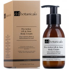 Dr. Botanicals Pro-Active Lift & Firm Body Cream 150 ml