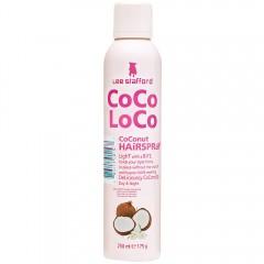 Lee Stafford Coco Loco Coconut Hairspray 250 ml