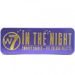 W7 Cosmetics In The Night Eye Colour Palette