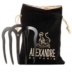 Alexandre de Paris Peigne Fourche 5 Dents im Alexandre de Paris Säckchen