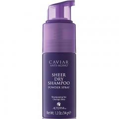 Alterna Caviar Sheer Dry Shampoo Powder Spray 34 g