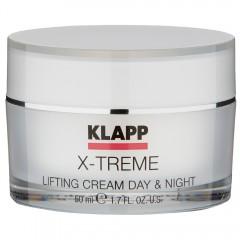 KLAPP X-TREME Lifting Cream Day & Night 50ml