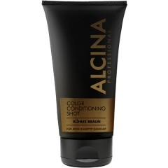 Alcina Color Conditioning Shot kühles Braun 150 ml