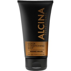 Alcina Color Conditioning Shot warmes Braun 150 ml