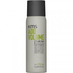 KMS Addvolume Styling Foam 75 ml