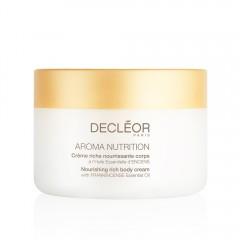 Decléor Aroma Nutrition Créme Riche Nourrissante Corps 200 ml