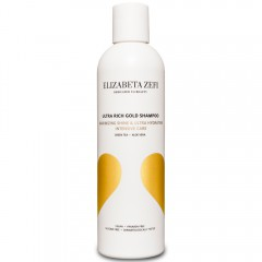 Elizabeta Zefi Ultra Rich Gold Shampoo 250 ml