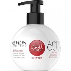 Revlon Nutri Color Cream 600 Fire Red 270 ml