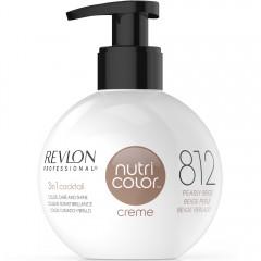Revlon Nutri Color Cream 812 Pearly Beige 270 ml
