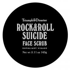 Triumph & Disaster Rock&Roll Suicide Face Scrub
