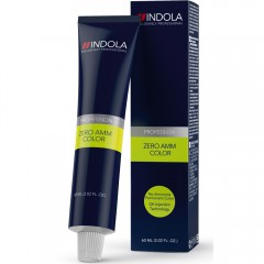 Indola Zero AMM 7.00 Blond Natur intensiv 60 ml