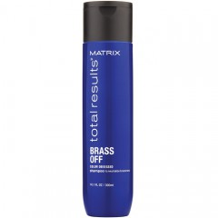 Matrix Total Results Brass Off Shampoo 300 ml