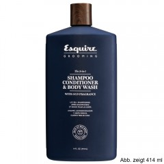 Esquire Grooming  3-in-1 Shampoo, Conditioner, Bodywash 89 ml
