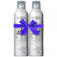L'Oréal Professionnel tecni.art Duo Air Fix 2x 250 ml