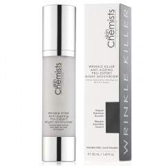 SkinChemists Wrinkle Killer Anti-Ageing Pro-Expert Night Moisturiser 50 ml