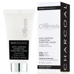 SkinChemists Anti-ageing Charcoal Pore Peel Mask 50 ml