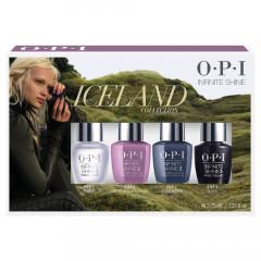 OPI Iceland ISDI7 Infinite Shine Mini 4-Pack