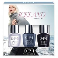 OPI Iceland ISDI9 Infinite Shine Trio Pack