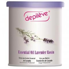 depileve Essential Oil Lavender Rosin 800 g