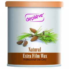 depileve Natural Extra Film Wax 800 g