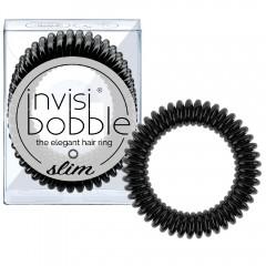 Invisibobble Slim True Black 3er-Set