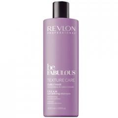 Revlon Be Fabulous Curly Shampoo 1000 ml