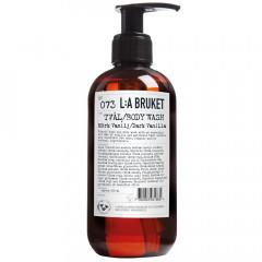 L:A BRUKET No. 73 Liquid Soap Dark Vanilla 250 ml