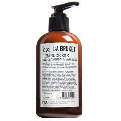 L:A BRUKET No.92 Hand Cream Sage/Rosemary 250 ml